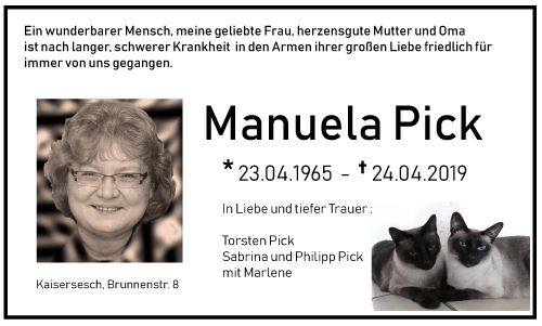 Trauerkarte_Manuela_mit_Katzen